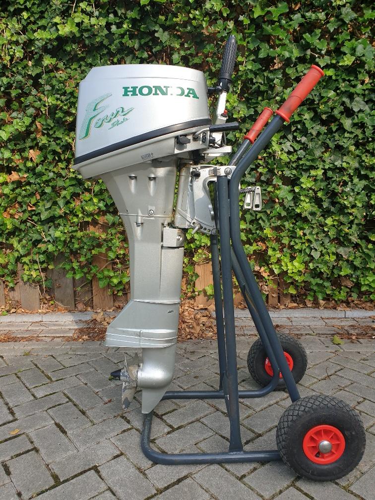 Honda 6pk 4takt Langstaart Handstart